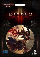 Diablo 3 III - Wizard Class Sticker * NEW Jinx licensed Blizzard item