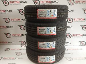 4 X 195/60 15 ROADSTONE NEXEN 19560R15 88V MID RANGE TYRES - FITTING AVAILABLE