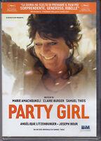 Dvd **PARTY GIRL** nuovo sigillato 2014
