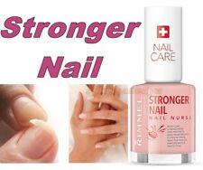 Rimmel London 12 ml Nail Nurse Stronger Nail Base Coat Protects and Grows Nails