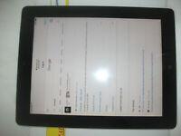 Apple iPad 2 16GB, Wi-Fi + Cellular (Unlocked), 9.7in - Black***ID LOCKED***