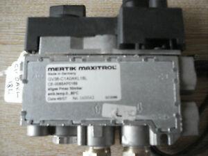 Mertik Maxitrol GV36 Gas Fire Control Valve, GV36-C1AOAKL18L Remote Upgradable