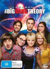 The Big Bang Theory : Season 1-8