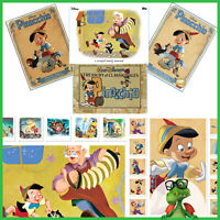Topps Disney Collect Pinocchio 80th Ann - Master Set w/awards