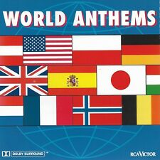 World Anthems by Fraser, English Chamber Orchestra (Cd Jul-1992)