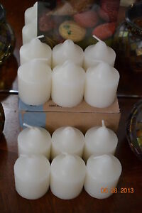 PARTYLITE 1 DOZED ICED SNOWBERRIES VOTIVES, brand new holiday supply! 30% 0FF