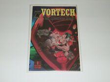 Vortech The Wonder Mule #1 - Black Peke Comics
