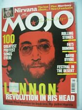 MOJO - MAY 2004 - JOHN LENNON - ROLLING STONES - DAVID BYRNE - (NO CD)