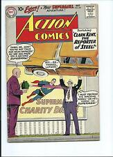 ACTION COMICS 257 - VG 4.0 - SUPERMAN - 6TH APPEARANCE OF SUPERGIRL (1959)