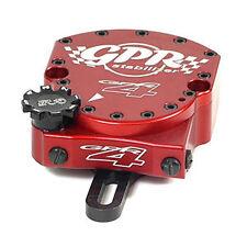 GPR V4 Dirt Stabilizer Gas Gas 2008-2009 Steering Damper Fat Bar RED 9001-0035