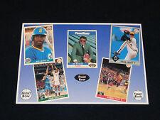 Joe Paterno - 1992 Front Row Penn State Promo Card ...NM