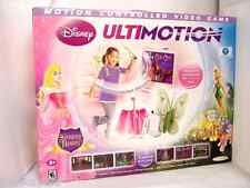 NEW Disney ULTIMOTION Tinker Bell and Sleeping Beauty FAIRY Video Wireless Game