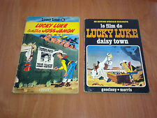 LUCKY LUKE CONTRE JOSS JAMON-1962-LE FILM DE LUCKY LUKE DAISY TOWN-1972-FRANCES