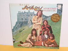 LP - NEW SEEKERS - WE'D LIKE TO TEACH THE WORLD TO SING