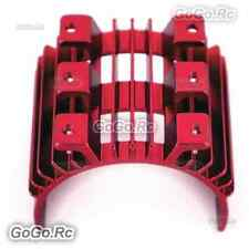 Red Aluminum Heat Sink Top For 540 550 Motor Tamiya HSP Car RC EP AX016RD