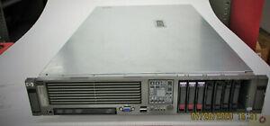 Used, Hewlett Packard, DL380 G5, 2X INTEL XEON X5440 QC/ 2.83GHZ, 4GB DDR2 SDRAM