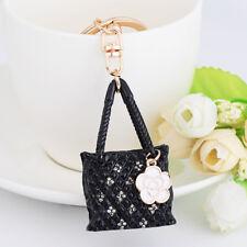Key Ring Handbag Pendant Fashion Jewelry Popular Bag Shape Alloy Metal Key Chain