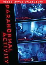 Paranormal Activity Trilogy Gift Set 0097361477640 DVD Region 1
