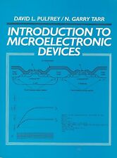 Pulfrey & Tarr INTRODUCTION TO MICROELECTRONIC DEVICES (2000)
