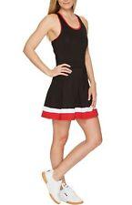 Fila Women's Black Heritage Tennis Racerback Dress Size XS