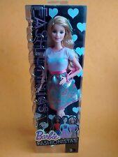 2014 Barbie Fashionista ROSA DREAM T Shirt mai tolto dalla scatola