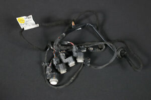 Audi RS6 4F Avant Wiring Harness Cable Set Rear Pdc Sensor 4F9971085C