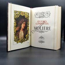 Oeuvres complètes de Molière tome 1 édition de Crémille