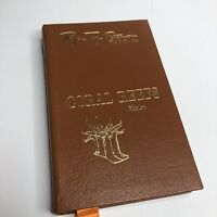 """Easton Press Roger Tory Peterson Field Guides """"Coral Reefs"""" Bonded Leather HC"""