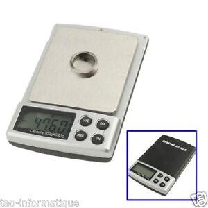 Mini-Equilibrio Da Alta Precisione Au Centesimo Da Grammi 300g X 0.01g