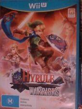Hyrule Warriors Wii U WiiU Game. 30 DAYS WARRANTY.