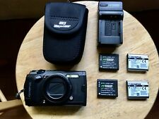 Olympus Tough TG-6 Waterproof Digital Camera - Black