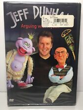 Jeff Dunham: Arguing with Myself (DVD-9/2007) New Sealed