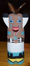 HOPI SQUIRREL CARVING GRACE POOLEY ROUTE 66 KACHINA CARVING HOPI FREE SHIP