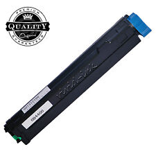 1x High Yield New Toner Cartridge Black +Chip For OKI Okidata B4400 B4600 B4400n