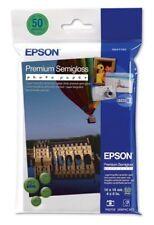 Epson Premium Semigloss Photo Paper 10x15, 50 Blatt 251 g