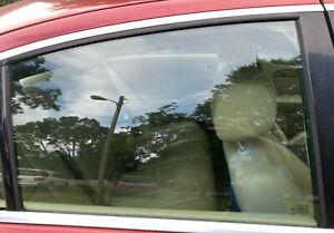 00-08 JAGUAR S-TYPE REAR PASSENGER RIGHT RH SIDE WINDOW DOOR GLASS OEM