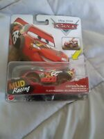 Disney Pixar Cars XRS Mud Racing Lightning McQueen