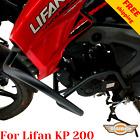 For Lifan KP 200 Engine guards KP200 Crash bars reinforced Lifan 200cc LF200-10B