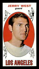 1969 Topps #90 Jerry West  EXMT X2012493