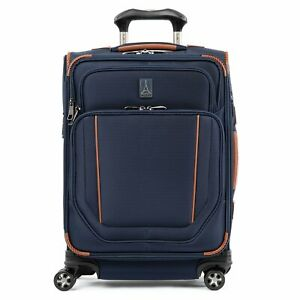 Travelpro Crew VersaPack Max Capacity Exp. Spinner Carry On Luggage