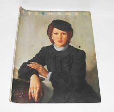 Die Dame Heft 5 / 1940 Mode Kultur Art Deco !