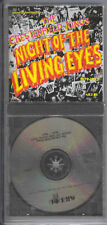 Night of the Living Eyes by Chesterfield Kings (CD, Mirror Records)