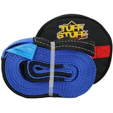 "30' X 2.5"" TOW STRAP SNATCH STRAP TOW RECOVERY WINCH & TREE STRAP 17,600 Lb"
