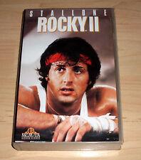 VHS - Rocky II 2 - Sylvester Stallone - Boxen - 80er 80s - Videokassette