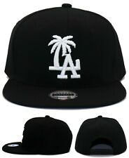 Los Angeles New Leader Palm LA Headlines Kings Black Era Snapback Hat Cap