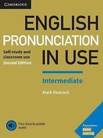 English Pronunciation in Use Intermediate Book with Answers and Downloadable Aud