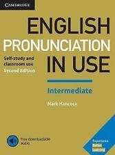 Mark Hancock-English Pronunciation In Use Intermediate Book With Answe BOOKH NEW