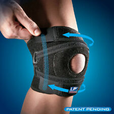 LP 533CA KNEE SUPPORT + Posterior Strap knee patella compression support brace