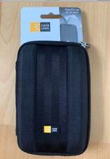 "Case Logic QHDC-101 Portable EVA Hard Drive Case - Black Size(4.0 x 1.3 x 5.9"")"