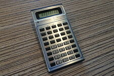 Texas Instruments TI 30 LCD calculadora. (02 84) teclas letárgico